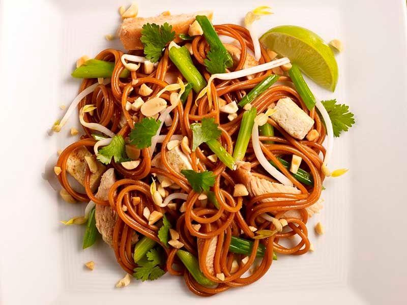 Pad Thai Spaghetti