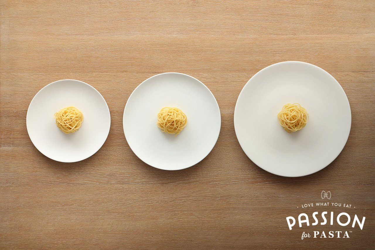 Perfect Portions for Pasta
