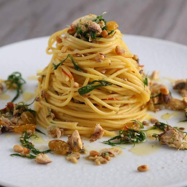 Spaghetti con le Sarde Recipe