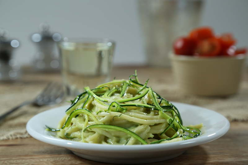 Recipe Roundup: Pasta Recipes with Spiralized Vegetables