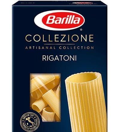 Collezione Rigatoni