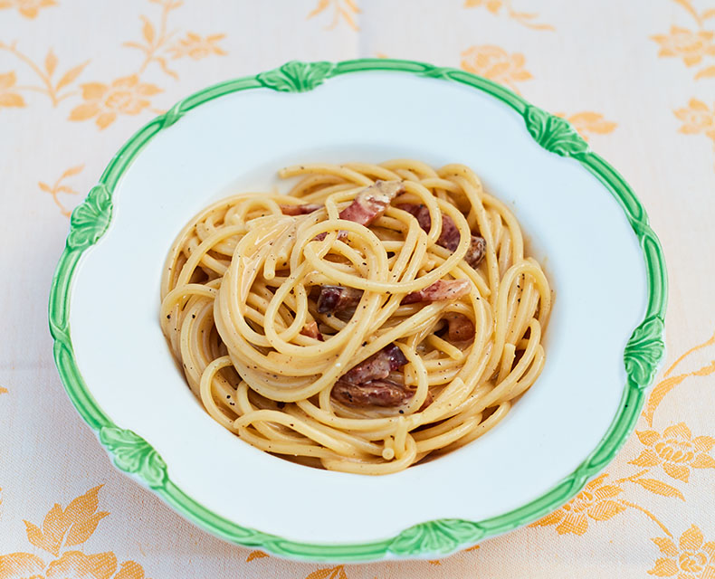 Jamie Oliver Barilla Spaghetti Classic Carbonara