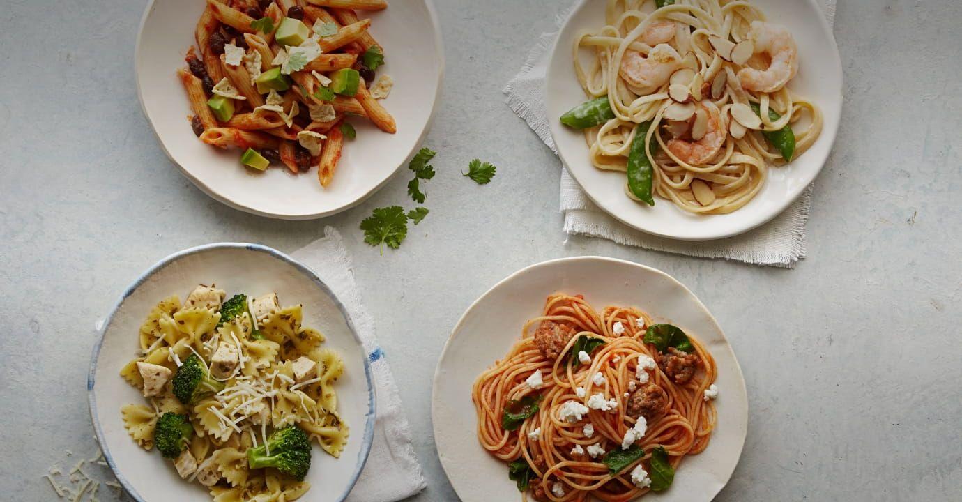 Barilla pasta bowls