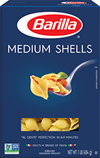 Blue Box Medium Shells