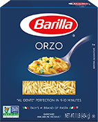 Blue Box Orzo