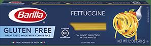 Barilla Gluten Free Fettuccine Pasta