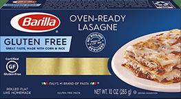 Barilla Gluten Free Oven-Ready Lasagne