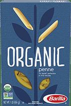 Barilla Organic Penne pasta