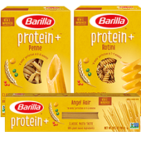 Barilla Protein Plus Packages