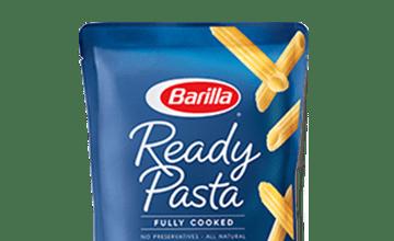 Barilla Ready Pasta Pre-Cooked Pasta