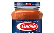 Barilla Tomato Basil sauce jar