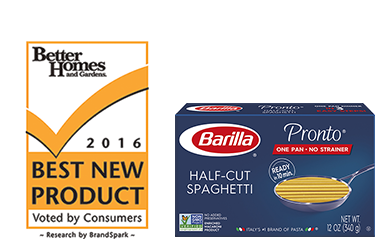 Pronto Half Cut Spaghetti package