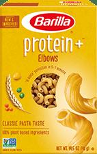 Barilla Protein+™ Elbows Pasta Package