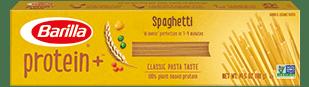 Protein Plus Spaghetti