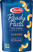 Ready Pasta Elbows new label removed