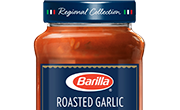 Barilla Roasted Garlic Sauce Jar