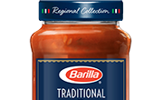 Traditional Tomato Sauce Jar