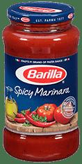 Barilla Spicy Marinara sauce