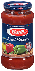 Barilla Sweet Peppers sauce