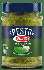 Barilla Rustic Basil Pesto Sauce