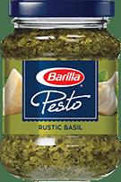 Barilla Basil Pesto Sauce Jar
