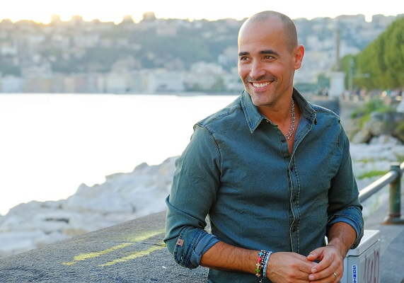 Barilla Pasta World Championship Host David Rocco