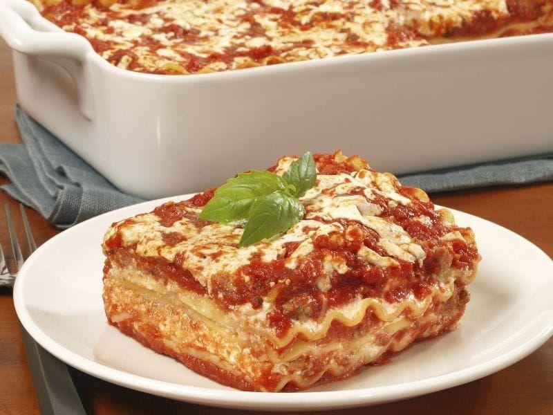 Barilla Three Layer Lasagna