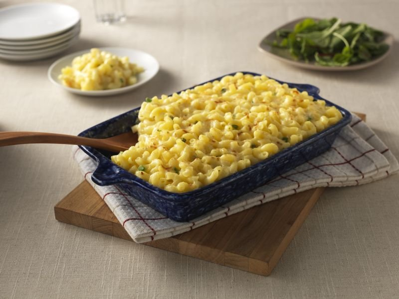 Barilla gluten free pasta spicy mac and cheese