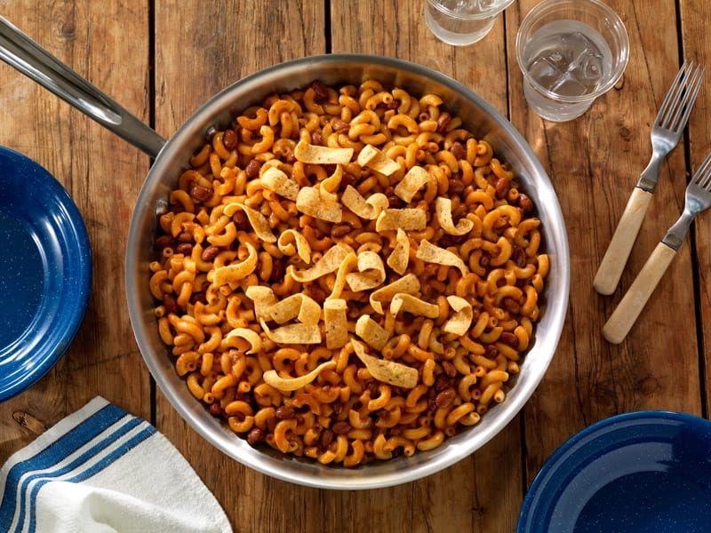 Barilla Pronto one pan chili recipe