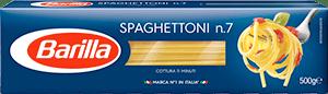 Gama clásica - Spaghettoni - Barilla