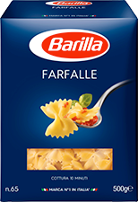 Gama clásica - Farfalle - Barilla
