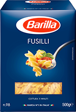 Gama clásica - Fusilli - Barilla