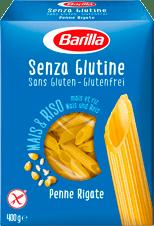 Sin Gluten - Penne rigate - Barilla