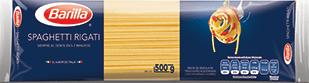 Spaghetti Rigati 500g