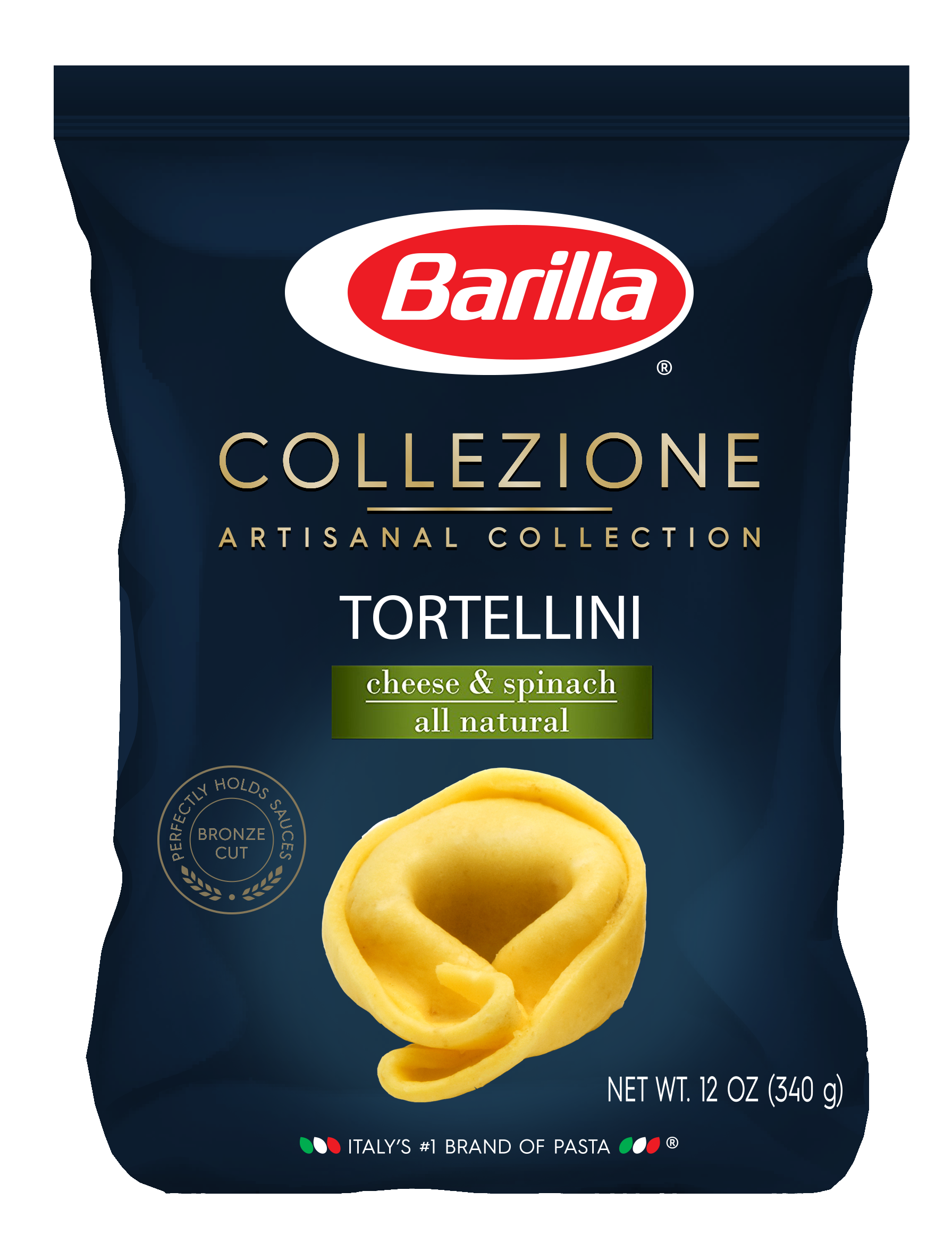 Collezione Spinach and Cheese Tortellini