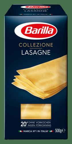 Klassinen Sininen Pakkaus - Lasagne - Barilla