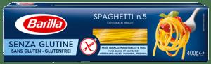 Gluteeniton - Spaghetti Gluten Free - Barilla