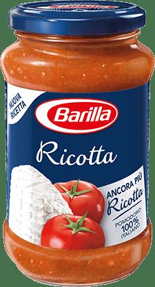 Kastikkeet - Ricotta - Barilla