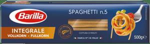 Täysjyvä - Spaghetti Integrali 500g - Barilla