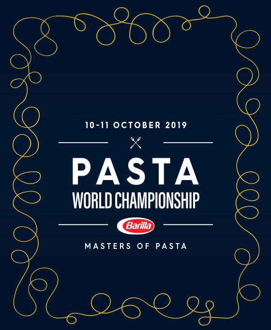 Pasta World Champioship 2019
