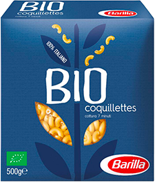 Coquillettes Bio