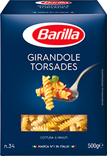 Classiques - Girandole Torsades - Barilla