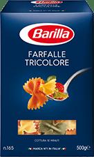 Classiques - Farfalle Tricolore - Barilla