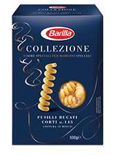 Collezione - Fusilli Bucati Corti - Barilla