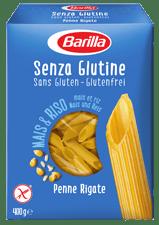 Penne Rigate Sans Gluten