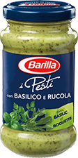 Sauces Pesti -Basilic Roquette - Barilla