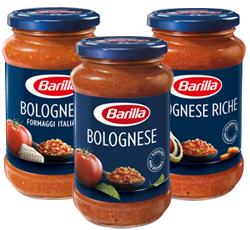 Sauces Bolognese