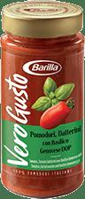 Vero Gusto Tomates Datterini et Basilico Genovese DOP
