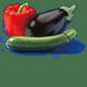 Sauce Zucchine Legumes Grilles