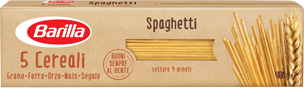 Spaghetti 5 vrsta zitarica
